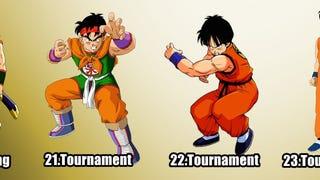 La evolución de los personajes de <i>Dragon Ball</i>