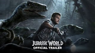 New <i>Jurassic World</i> Trailer Has Dinosaur Action And A Raptor Bike Gang