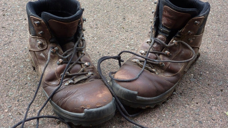 Break In Boots Gradually Each Day Before Going On a Big Hike