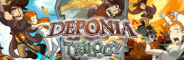 Christmas Giveaway: Deponia Trilogy
