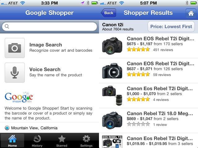 You Need to Start Consulting the Google Shopper iPhone App Before Buying Anything