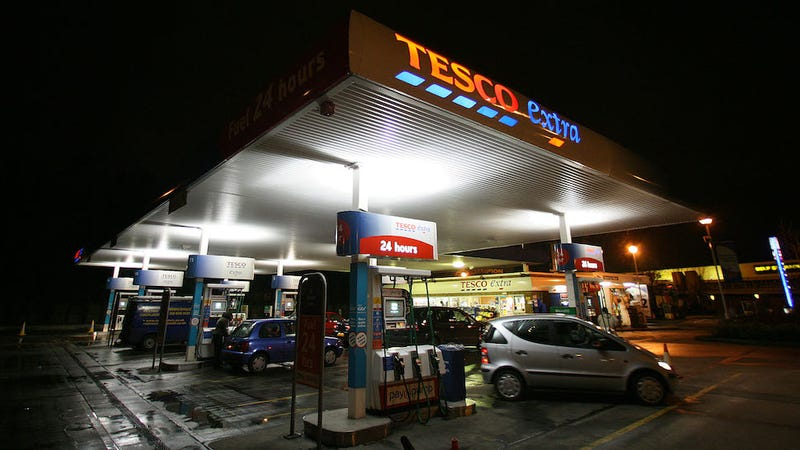 Tesco to Use Face Scanners at Gas Pumps for Better Ad Targeting