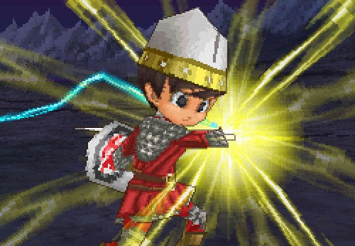 Dragon Quest IX: Sentinels of the Starry Skies Review: Do Good, Inc.