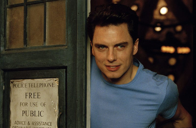 John Barrowman wants to play Captain Jack in the Doctor Who 50th Anniversary Special