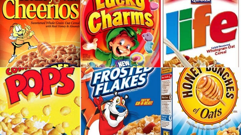 It's Time to Settle This Once and For All: Which Breakfast Cereal is the Best?