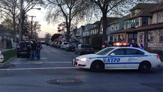 NYPD Officer Shot in the Face in Queens