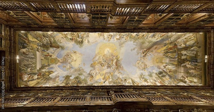 The World's Largest Picture Taken Indoors Is 40 Gigapixels of Classic Beauty