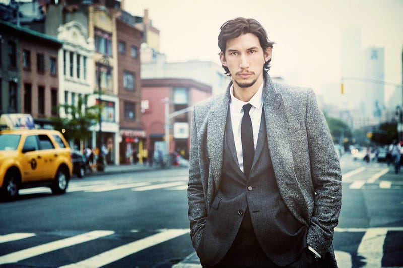 Is Adam Driver the next Darth Vader in Star Wars Episode VII?