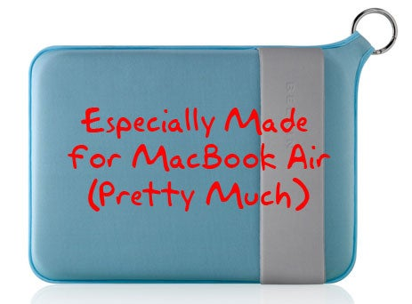From Rumorware to Bandwagonware: Here Come the MacBook Air Accessories
