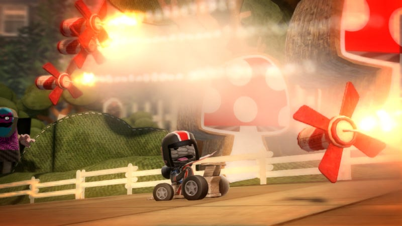 LittleBigPlanet Karting And Going Back To The Things You Love