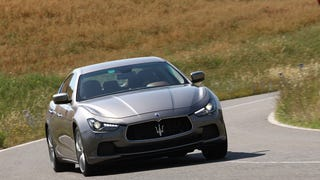 The Worst Car I've Ever Driven: Maserati Ghibl