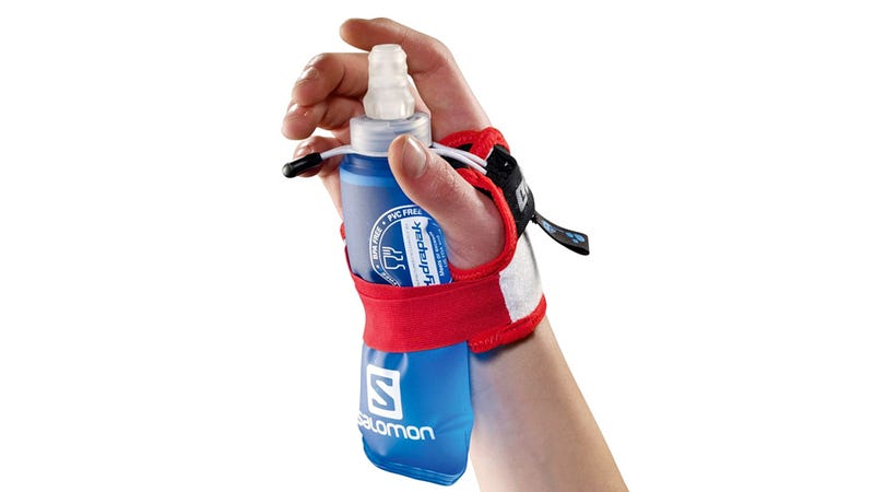 Will These Water Bottle Gloves Really Make It Easier To Drink While Running?