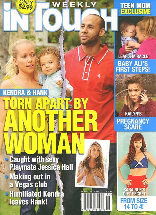 This Week In Tabloids: Mariah Carey Is Pregnant & Nude