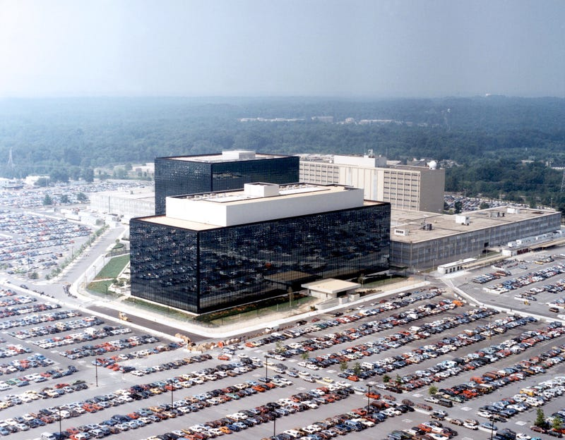 The Architecture Of Surveillance
