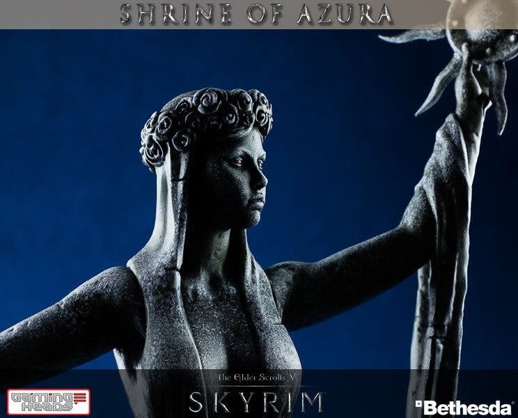 You Have Been Chosen... To Admire This $210 Skyrim Statue