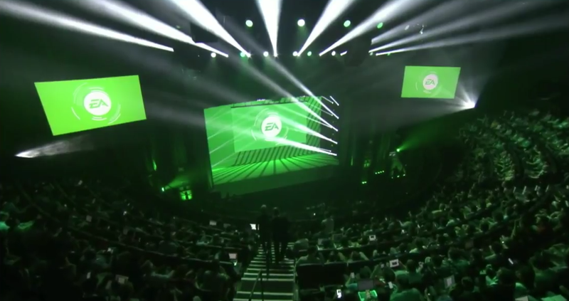 We're Liveblogging EA's E3 Press Conference
