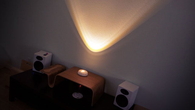 Mr. Beams Motion Sensing LEDs Light Up Any Room or Closet Without Wires, Screws, or Hassle