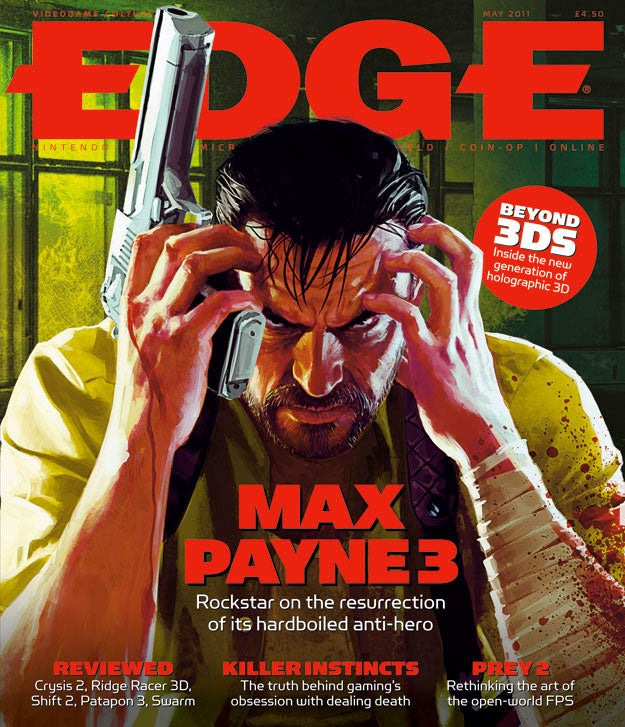 Max Payne 3 Features Time-Bending Plot, Classic Features And Even A Full Head Of Hair