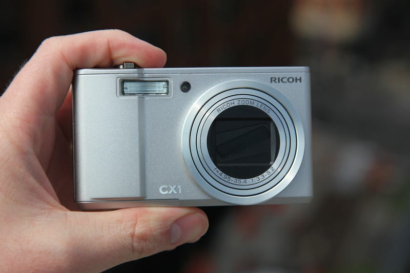 Ricoh CX1 Review: A Photographer's Compact Point and Shoot