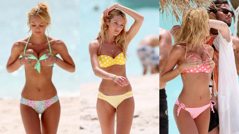 Late Summer's Gratuitous Shots of Celebrities in Bathing Suits