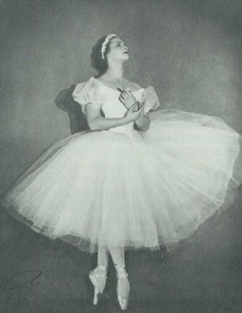 Prima Ballerina Dies At Age 102