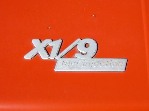 1982 Fiat X-1/9