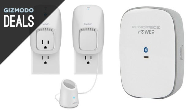 Smart Outlet Switches, AC Router for $100, Lord of the Rings [Deals]