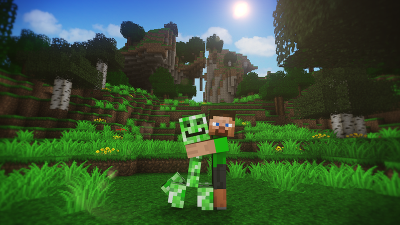 Dad Asks For Advice on Son's Minecraft 'Addiction', Gets Told to Help Him Build Stuff