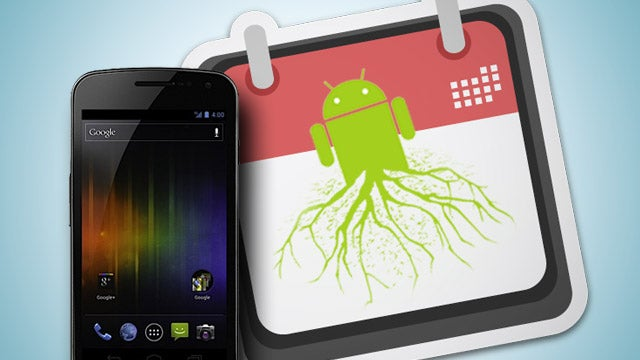 How to Root the Samsung Galaxy Nexus [Out of Date]
