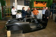 Shop Tour: Foose Design and Gaffoglio Family Metalcrafters