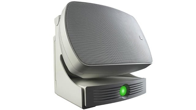 Insert an AirPort Express and This Outdoor Speaker Becomes AirPlay Ready