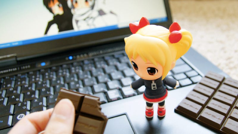What Is Japan's Fetish This Week? Collectible Girls