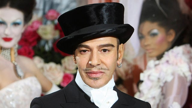 John Galliano Issues Apology, Denies Claims Against Him
