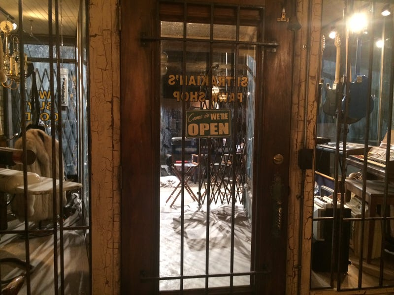 We Toured The Gruesome Set Of Guillermo Del Toro's The Strain