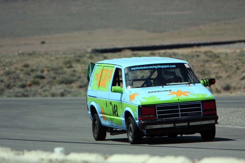 Day One Done at the 24 Hours of LeMons Reno-Farnley