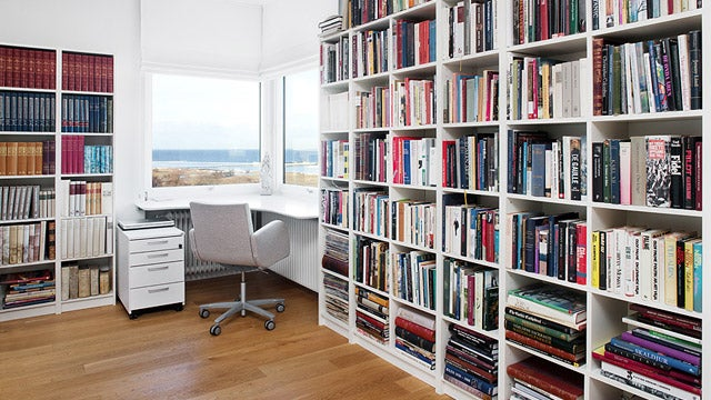 The Colorful Library Workspace
