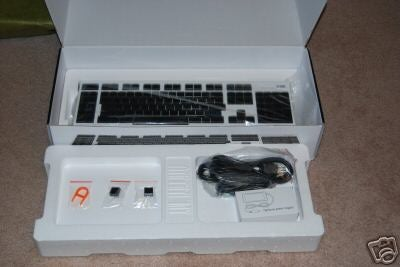Optimus Maximus Keyboard on eBay Already