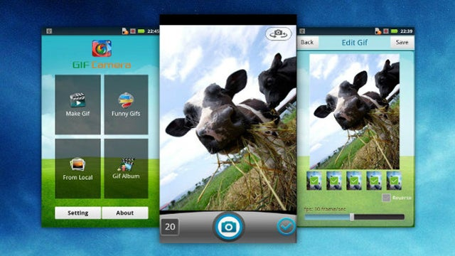 GIF Camera Turns a Series of Photos Into an Animated GIF