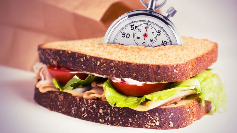 How Long Do You Take For Lunch at Work?