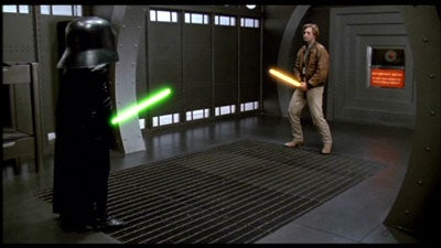 Three reasons light sabers won't work now and one reason they won't work ever