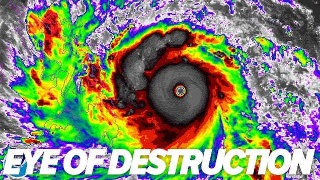 Super typhoon Haiyan just broke all scientific intensity scales
