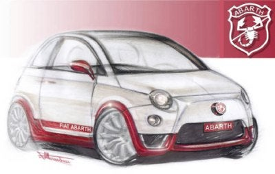 Fiat 500 Abarth Coming to the US?