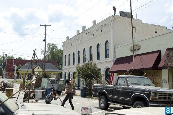 The Walking Dead Episode 3.12 Promo Photos