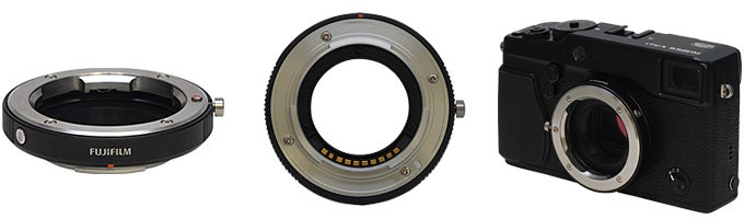 Fuji's M-Mount Adapter Brings Leica Glass to Your New X-Pro1