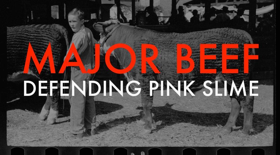 In Defense of Pink Slime