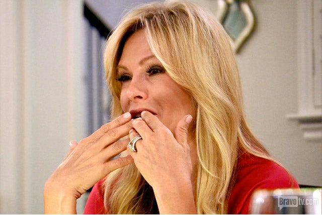 Tamra Has a Monstrous Meltdown on Real Housewives of OC