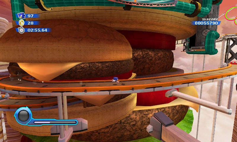 Sonic Colors Sends A Hedgehog Into (Mario's) Space