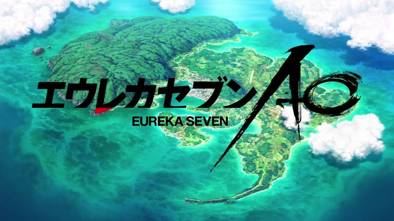 Dex's Review: Eureka Seven: AO