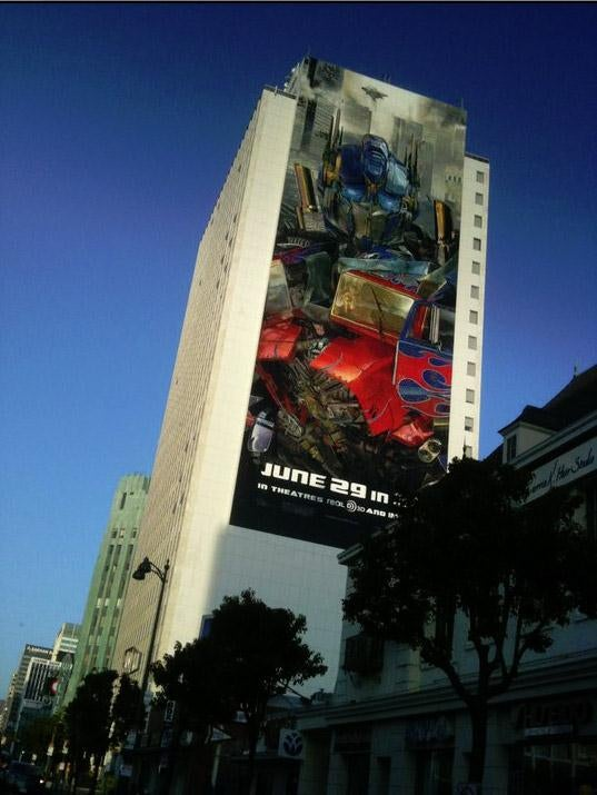 Transformers: Dark of the Moon Stills