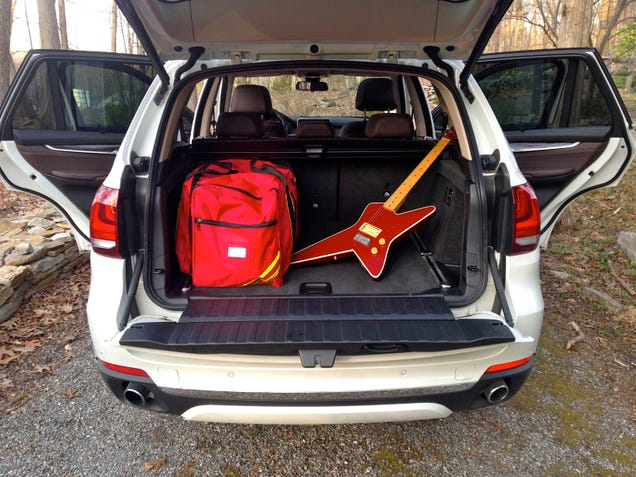 how much cargo space in a bmw x5. Black Bedroom Furniture Sets. Home Design Ideas